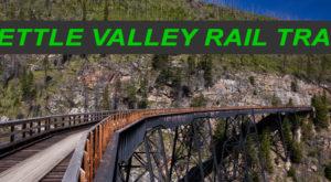 Kettle Valley Rail Trail, Canada